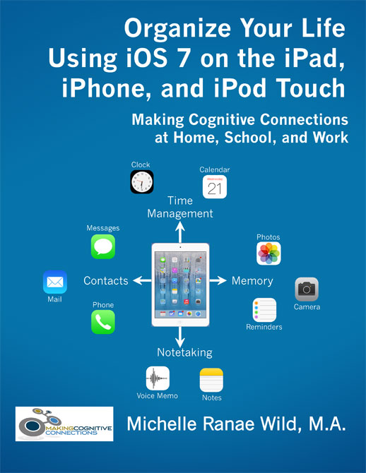 Organize Your Life Using iOS 7 book cover