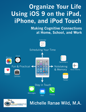 Organize Your Life Using iOS 9 book cover